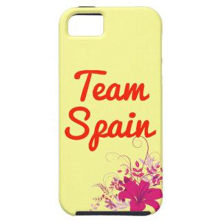 Team Spain iPhone 5 Covers