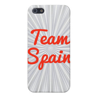 Team Spain iPhone 5 Cover