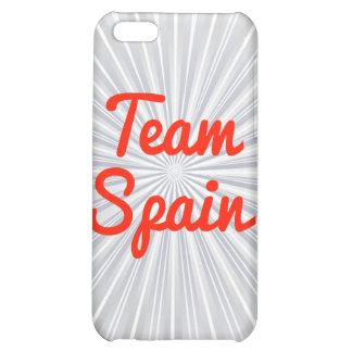 Team Spain iPhone 5C Cases