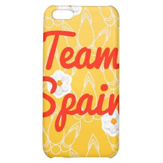 Team Spain iPhone 5C Case