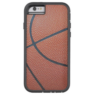 Team Spirit_Basketball texture look_Hoops Lovers Tough Xtreme iPhone 6 Case