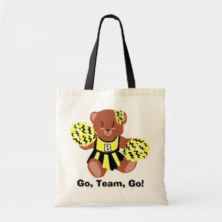 Team Spirit Teddy Tote