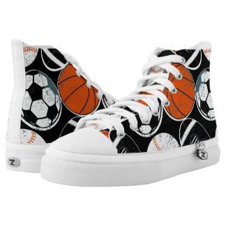 soccer canvas shoes printed shoes zazzle au
