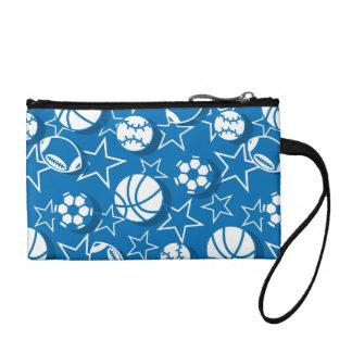 Team sports boys coin purse