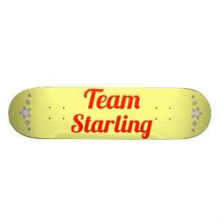 Team Starling Custom Skate Board