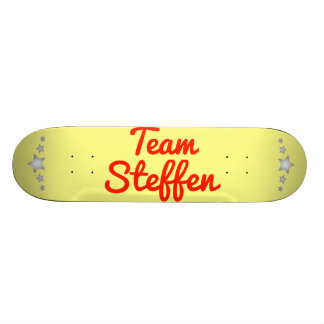 Team Steffen Skate Board