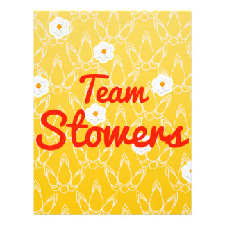 Team Stowers Flyer