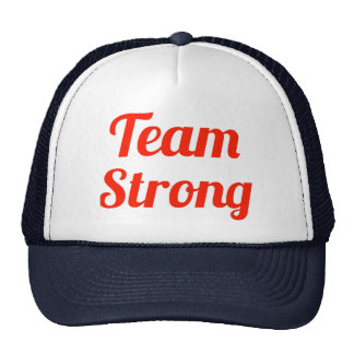 Team Strong Hats