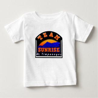 Team Sunrise Mt Timpanogos Baby T-Shirt