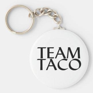 Team Taco Key Chains