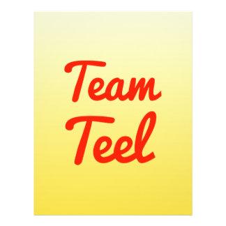 Team Teel Flyers