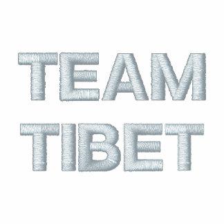 Team Tibet Embroidered Hoodie