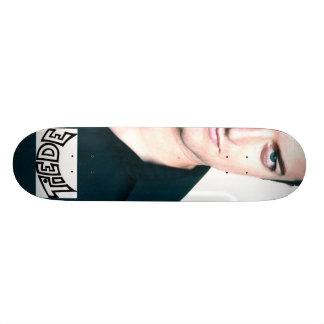 Team Tiede Skateboarding Custom Skate Board