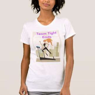 Team Tight Ends T-Shirt