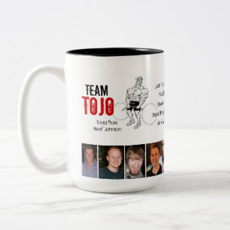 Team TOJO 2012 Mug
