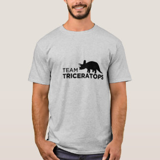 Team Triceratops T-Shirt