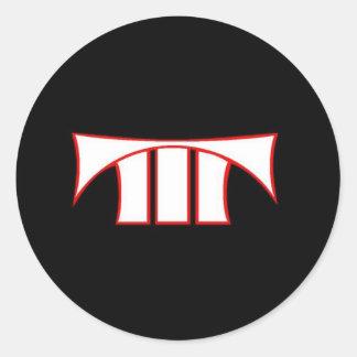 Team Triple Threat Stickers