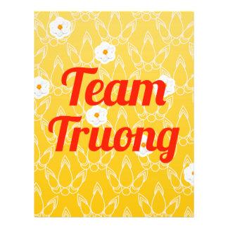 Team Truong Flyers
