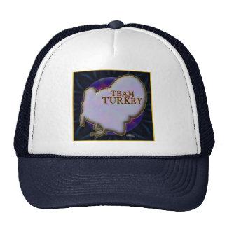 Team Turkey Cap
