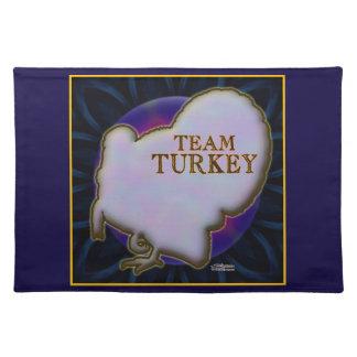 Team Turkey Placemat