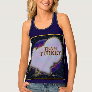 Team Turkey Singlet