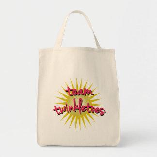 Team Twinkletoes with Starburst Bag