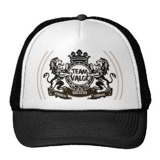 Team Valor Trucker Hat - Black & White