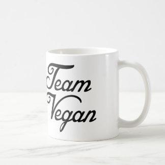 Team Vegan Coffee Mug
