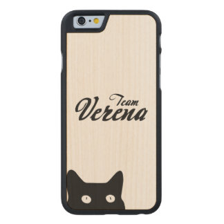 Team Verena iPhone Case