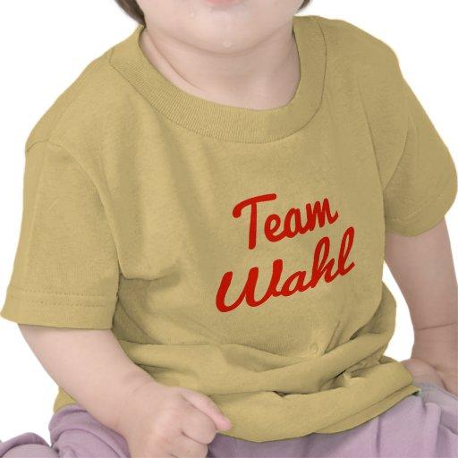 Team Wahl Tees