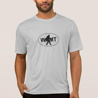 Team WAMT Squatch Logo T-Shirt
