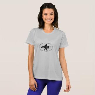 Team WAMT Squatch Logo Tee Wmns