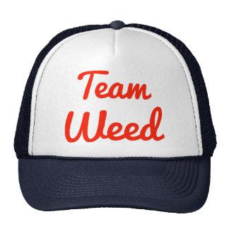 Team Weed Hat