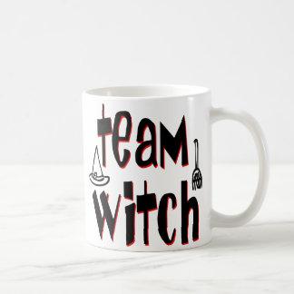 Team Witch Mugs
