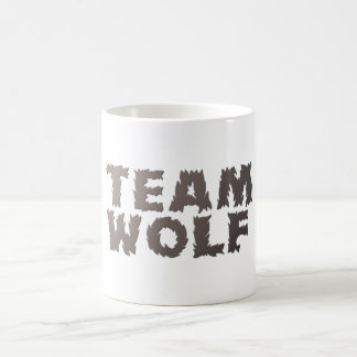 Team Wolf Coffee Mug