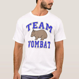 Team Wombat II T-Shirt