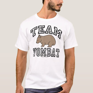 Team Wombat T-Shirt