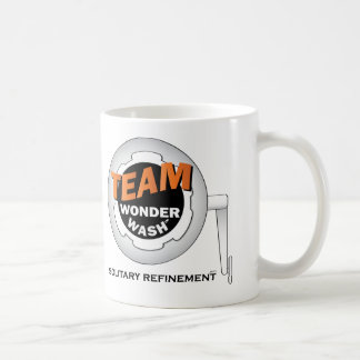 Team Wonder Wash Coffee Mug
