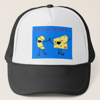 team work hat