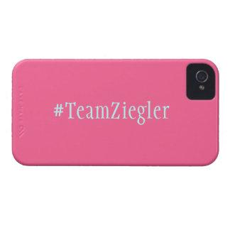 Team Ziegler iPhone case! Case-Mate iPhone 4 Cases