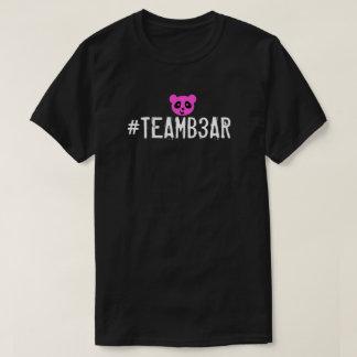 #Teamb3ar Shirt - Pink B3ar