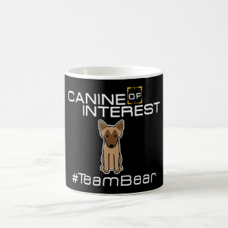 #TeamBear - Person Of Interest Mug