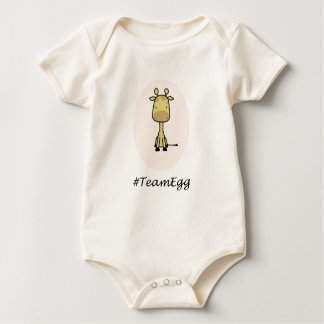 #TeamEgg Organic Bodysuit