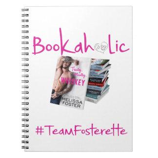 #TeamFosterette Bookaholic Notebook
