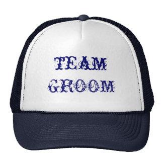 teamGROOM Cap