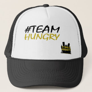 #TeamHungry Trucker Hat
