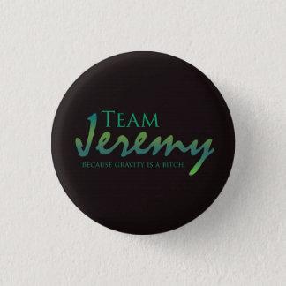 TeamJeremy 3 Cm Round Badge