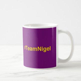 TeamNigel Coffee/Tea mug
