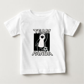 TeamPanda copy Baby T-Shirt