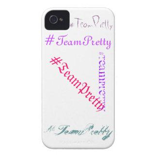 #TeamPretty iPhone case Case-Mate iPhone 4 Case